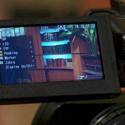Sony PMW-EX1 camera