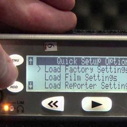 Sound Devices 722 Portable, High-Resolution Audio Recorder