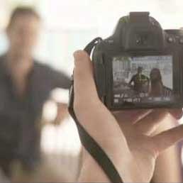 digital single-lens reflex camera – Equipment Room